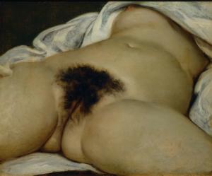 L'Origine du monde, Gustave Courbet (1866)