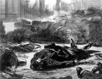 Édouard Manet Guerre civile