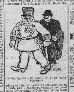 L'Humanité, 27 mai 1912