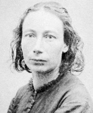 Louise Michel en 1871