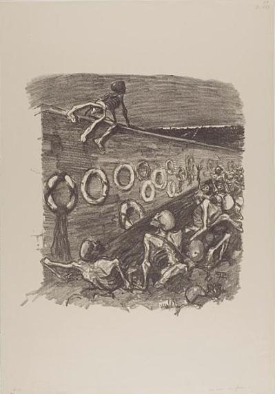 Steilen, Au Mur des fédérés, 1894