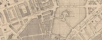 Plan de Genève (1865)